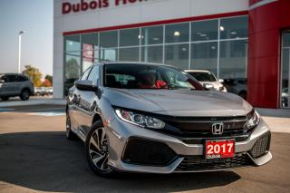 Used 2017 Honda Civic HB LX for sale in Woodstock, ON