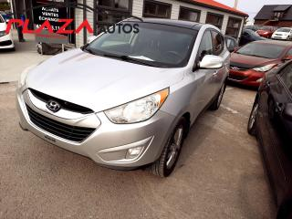 Used 2011 Hyundai Tucson AWD 4dr  Auto Limited for sale in Beauport, QC