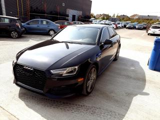 Used 2018 Audi A4 2.0 TFSI quattro Komfort S tronic for sale in Beauport, QC