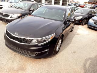Used 2016 Kia Optima 4DR SDN LX for sale in Beauport, QC