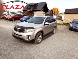 Used 2014 Kia Sorento FWD 4dr GDI Auto LX for sale in Beauport, QC