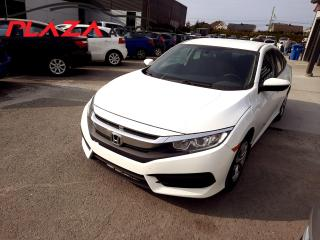 Used 2016 Honda Civic 4dr Man LX for sale in Beauport, QC