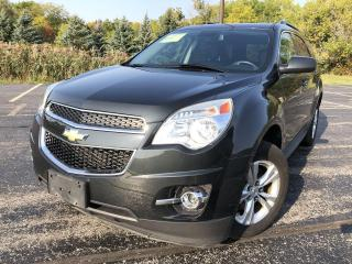 Used 2014 Chevrolet Equinox 2LT 2WD for sale in Cayuga, ON