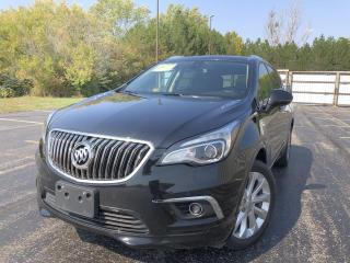 Used 2017 Buick Envision PREMIUM I TURBO AWD for sale in Cayuga, ON