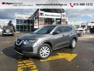 Used 2017 Nissan Rogue S  AWD-SiriusXM-Heated Seats-RearCam for sale in Ottawa, ON