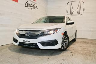 Used 2017 Honda Civic EX 4 portes CVT for sale in Blainville, QC