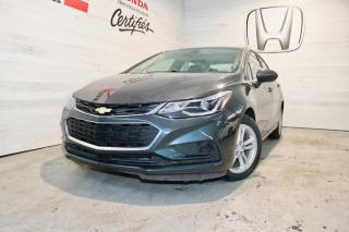 Used 2018 Chevrolet Cruze LT for sale in Blainville, QC