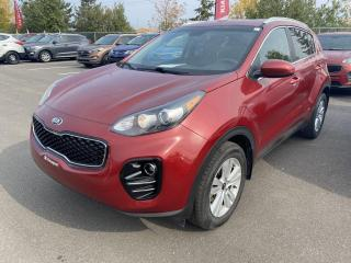 Used 2017 Kia Sportage ** LX ** AWD * CRUISE * SIEGES CHAUFFANT for sale in Québec, QC