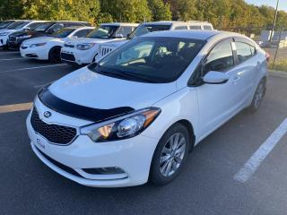 Used 2016 Kia Forte ** LX+ ** AT * A/C * CRUISE * SIEGES CHA for sale in Québec, QC