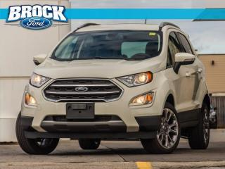 New 2020 Ford EcoSport Titanium for sale in Niagara Falls, ON