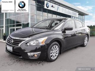 Used 2015 Nissan Altima 2.5 S - RELIABLE, SAFE & GREAT ON FUEL for sale in Sudbury, ON