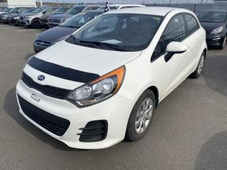 Used 2016 Kia Rio ** LX+ 5P ** AT * A/C * CRUISE * BLUETOO for sale in Québec, QC