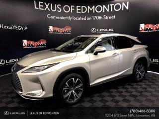 New 2020 Lexus RX 350 Luxury Package for sale in Edmonton, AB