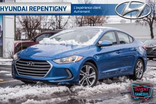 Used 2017 Hyundai Elantra GLS 4 PORTES**TOIT OUVRANT, MAGS, CAMÉRA** for sale in Repentigny, QC