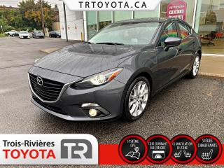 Used 2014 Mazda MAZDA3 GT-SKY berline 4 portes BA for sale in Trois-Rivières, QC