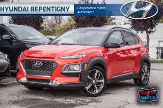 Used 2018 Hyundai KONA 1.6T Trend AWD**ORANGE ET TOIT NOIR** for sale in Repentigny, QC