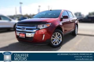 Used 2014 Ford Edge SEL for sale in Tillsonburg, ON