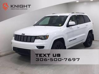 New 2021 Jeep Grand Cherokee Altitude | Leather | Navigation | for sale in Regina, SK