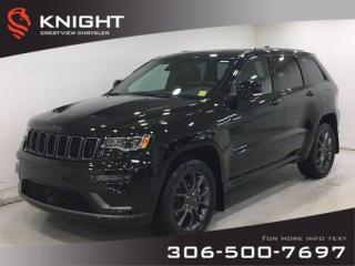 New 2021 Jeep Grand Cherokee High Altitude 4x4 | Leather | Sunroof | Navigation | for sale in Regina, SK