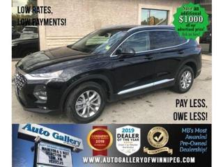 Used 2020 Hyundai Santa Fe Essential* Awd/ w-Safety Package/B.cam for sale in Winnipeg, MB
