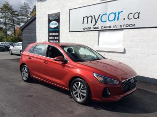 Used 2019 Hyundai Elantra GT Preferred HEATED SEATS/WHEEL, ALLOYS, BACKUP CAM!! for sale in Richmond, ON