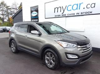 Used 2016 Hyundai Santa Fe Sport 2.4 Luxury LEATHER, SUNROOF, HEATED SEATS, BACKUP CAM!! for sale in Richmond, ON