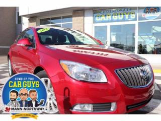 Used 2012 Buick Regal CXL | Remote Start, No Accidents for sale in Prince Albert, SK