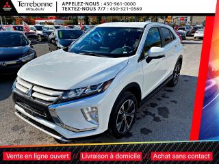 Used 2020 Mitsubishi Eclipse Cross ES**4X4**TURBO**MAGS 18**LIQUIDATION FIN D'ANNÉE** for sale in Terrebonne, QC