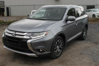 Used 2016 Mitsubishi Outlander AWC 4DR SE for sale in Boucherville, QC