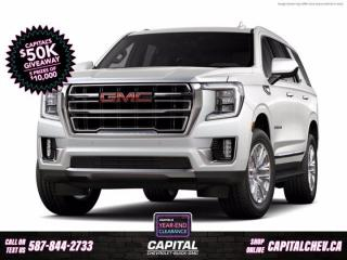 New 2021 GMC Yukon SLT for sale in Calgary, AB