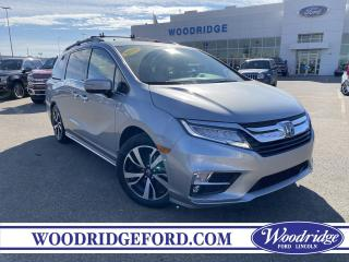 Used 2019 Honda Odyssey Touring for sale in Calgary, AB