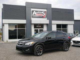 Used 2014 Subaru XV Crosstrek Vendu, sold merci for sale in Sherbrooke, QC