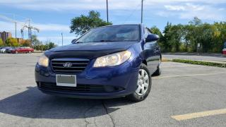 Used 2009 Hyundai Elantra Certified / Warranty for sale in Scarborough, ON