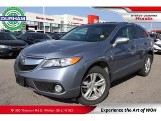 Used 2015 Acura RDX AWD 4dr for sale in Whitby, ON