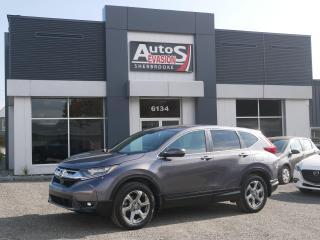 Used 2018 Honda CR-V EX AWD + BAS KILO + TOIT + CAMÉRA for sale in Sherbrooke, QC