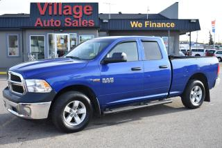 Used 2017 RAM 1500 ST BACK-UP CAMERA! CRUISE CONTROL! 4X4! for sale in Saskatoon, SK