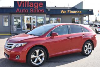 Used 2014 Toyota Venza V6 Heated Seats! Bluetooth! Sunroof! for sale in Saskatoon, SK