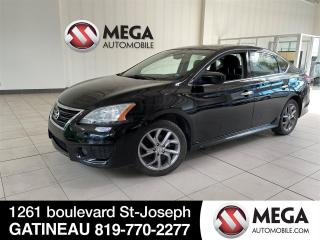 Used 2014 Nissan Sentra SR for sale in Gatineau, QC