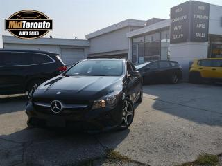 Used 2014 Mercedes-Benz CLA250 CLA250 - POWER SUN ROOF - LOW LOW KM - LOOKS AND DRIVES GREAT - NO ACCIDENTS - JUST ARRIVED for sale in North York, ON
