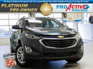 Used 2018 Chevrolet Equinox LT for sale in Kindersley, SK