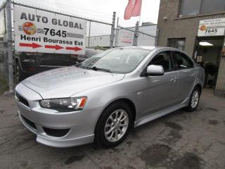 Used 2012 Mitsubishi Lancer Berline 4 portes CVT SE traction avant for sale in Montréal, QC