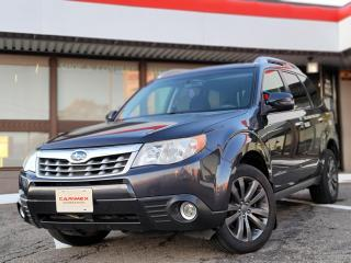Used 2013 Subaru Forester 2.5X Convenience Package Back up Sensors | Sunroof | Heated Seats for sale in Waterloo, ON