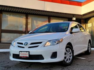 Used 2013 Toyota Corolla LE | Sunroof | Bluetooth | Heated Seats for sale in Waterloo, ON