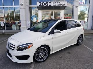 Used 2016 Mercedes-Benz B-Class B 250 Sports Tourer for sale in Port Coquitlam, BC