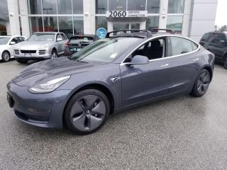 Used 2018 Tesla Model 3 LONG RANGE for sale in Port Coquitlam, BC