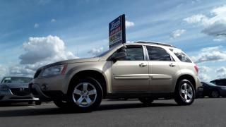 Used 2006 Pontiac Torrent Sport for sale in Brandon, MB