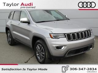 Used 2019 Jeep Grand Cherokee Limited LIMITED, NAVIGATION, LEATHER for sale in Regina, SK