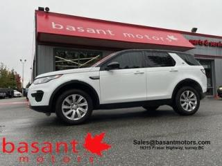 Used 2017 Land Rover Discovery Sport AWD 4DR SE for sale in Surrey, BC
