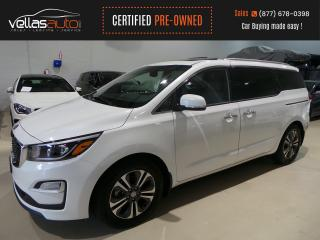 Used 2019 Kia Sedona SX| SUNROOF| 8 PASS| P/DOORS for sale in Vaughan, ON