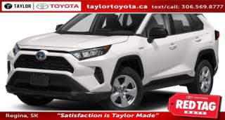 New 2020 Toyota RAV4 LE for sale in Regina, SK